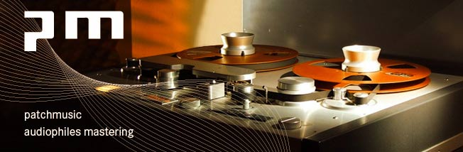 Analouge mastering for your audiophile CDs and DVDs